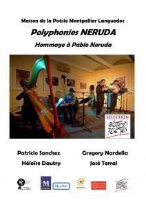 sélection Printemps des poètes Polyphonies NERUDA-1